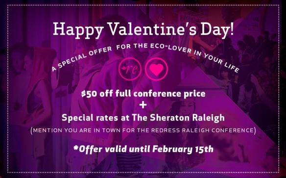 Valentines coupon