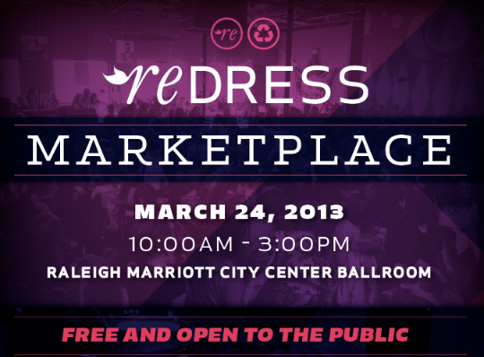 RedressRaleigh_Marketplace2013_Poster