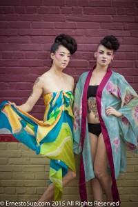 Kimberly Matsuzaki, Kate Newns